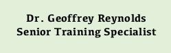 Training resume