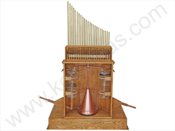 A water organ