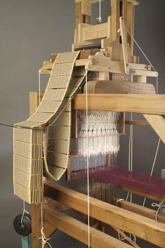 Jacquard's loom